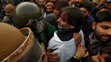Separatist leader Yasin Malik's JKLF banned by Centre under anti-terror law