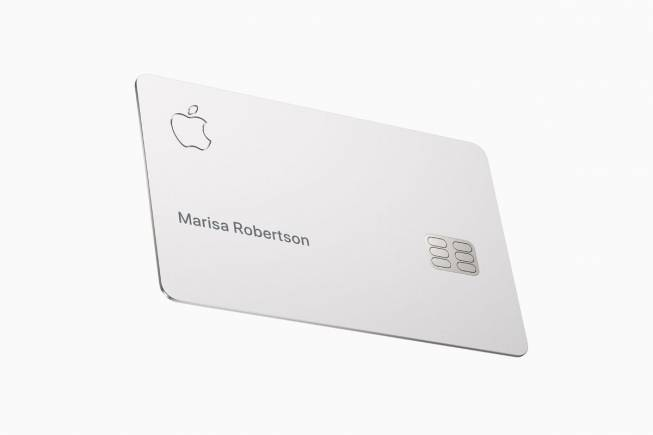Apple partners with Goldman Sachs and Mastercard for Apple Card