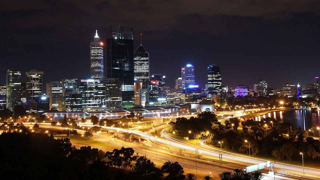 9. Perth | Australia | Bleisure score 3.89 (Image: Wikimedia Commons)