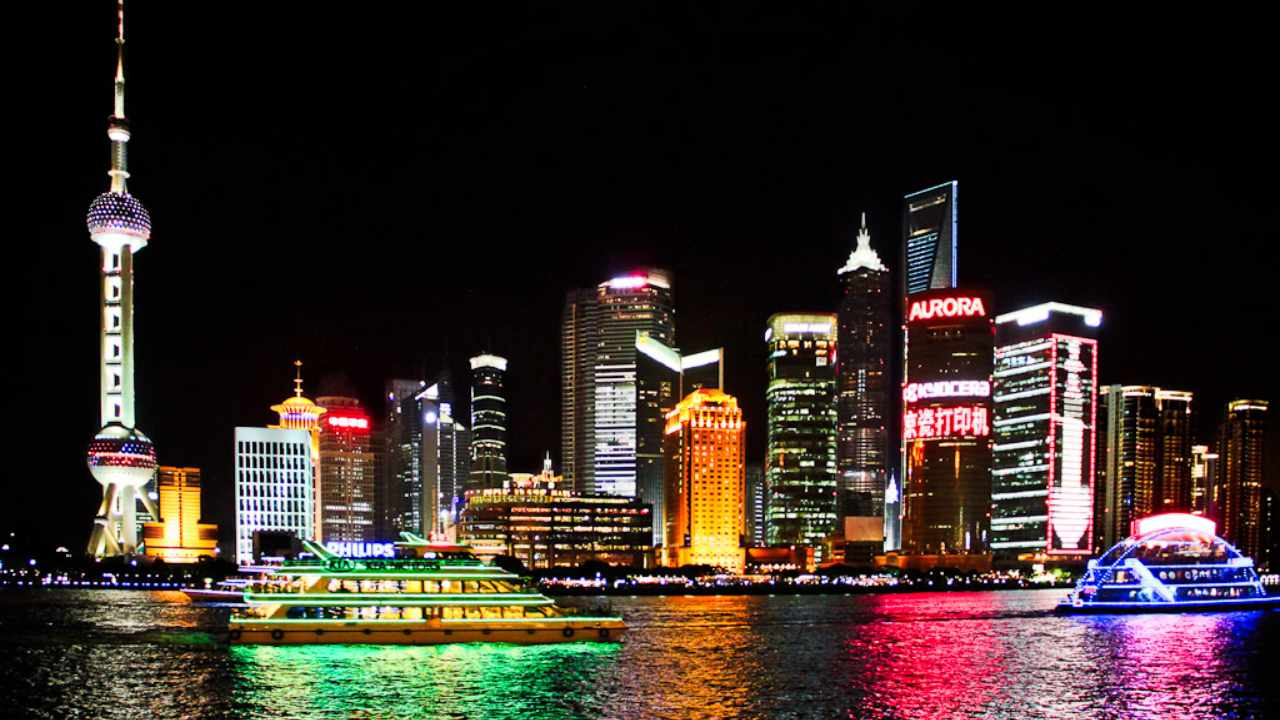 6. Shanghai | China | Bleisure score: 3.97 (Image: Flickr/tengri555)