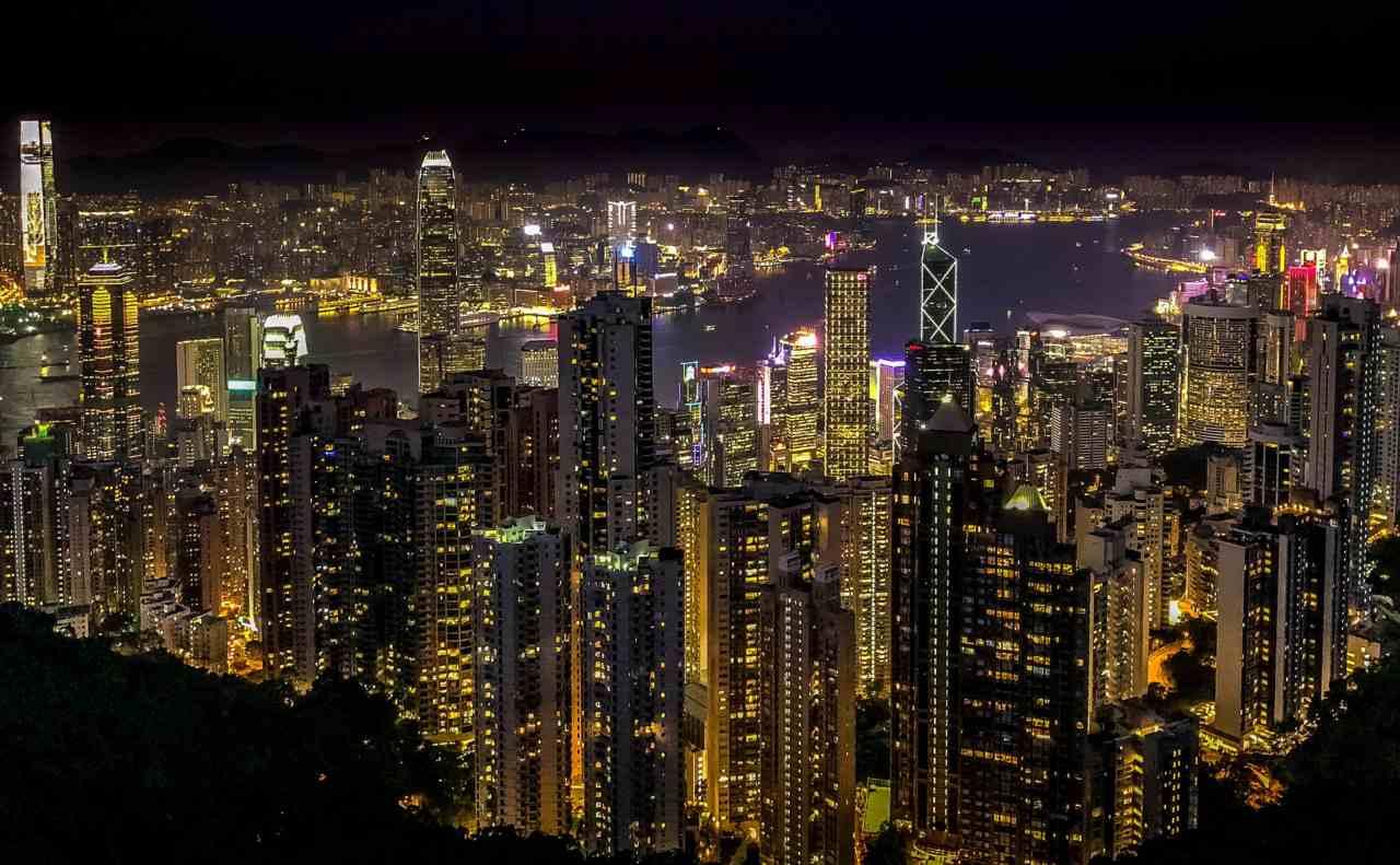 4. Hong Kong | Hong Kong | Bleisure score: 4.04 (Image: Pixabay)