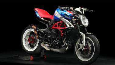 MV Agusta Brutale 800 RR America: Only 5 units of this bike will be sold in India