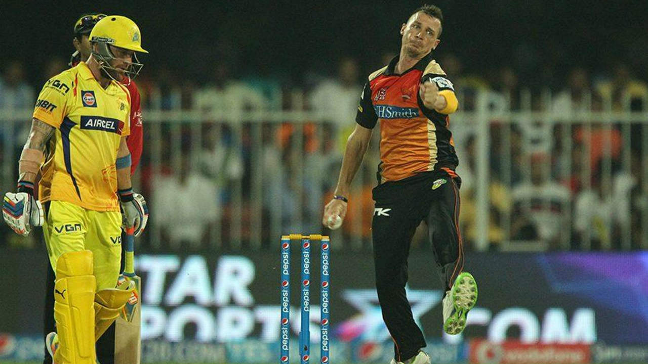 5. Dale Steyn (Rs 43.6 crore) | The South African pacer who is known for his electrifying pace has earned an impressive Rs 43.6 crore from his time in the IPL. Steyn though hasn't been as effective in the T20 format and has just 92 wickets from 90 games. He hasn't featured in the League since ruling himself out in 2017 season to concentrate on his performances with the South African national side. Steyn was then unsold in both the 2018 and 2019 auctions. (Image: BCCI, iplt20.com)