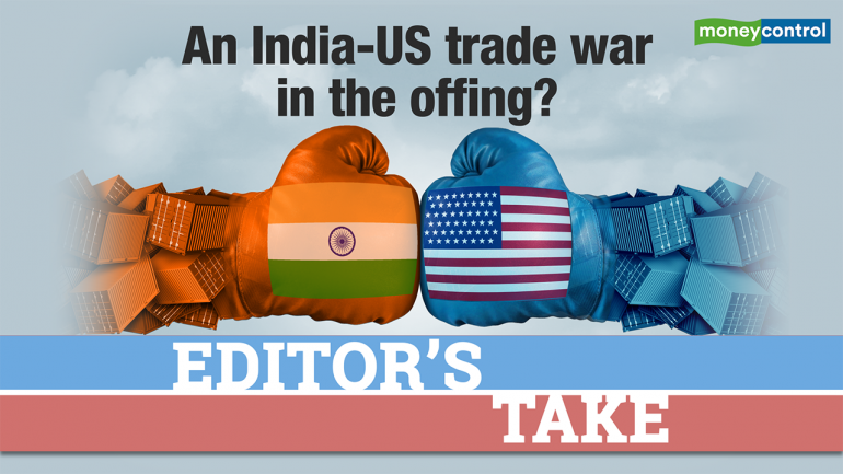 Image result for india us trade war