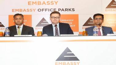 Embassy Office Parks launches first REIT in India; to raise Rs 4,750 crore