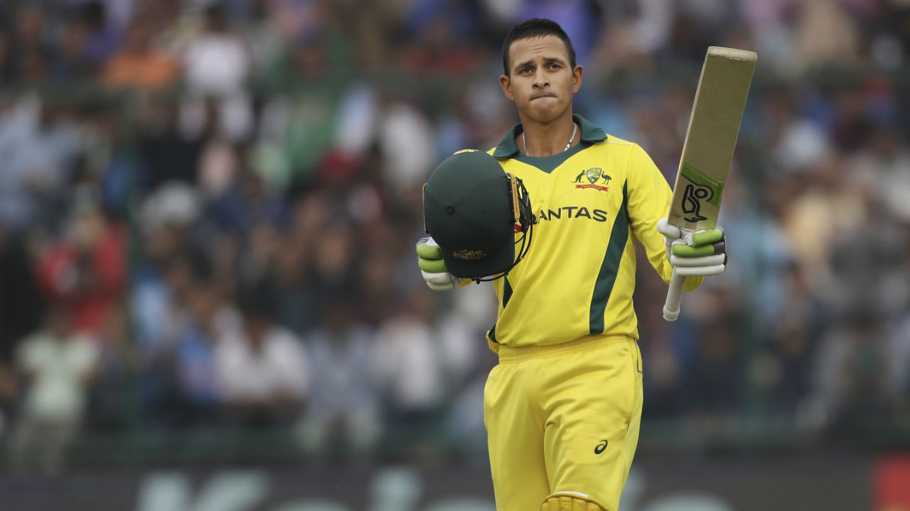 Usman Khawaja (Australia) | Few batsman manage to outscore Virat Kohli in a series these days and Australia's opening batsman Usman Khawaja managed to do just that in this series. The southpaw was in sublime form, notching up 2 hundreds and 2 fifties in five matches. The 32-year-old's prolific form made up for the poor run of Aaron Finch. Series Stats | Matches: 5 | Innings: 5 | Runs: 383 | Highest Score: 104 | Average: 76.60 | Strike Rate: 88.86 | 100s: 2 | 50s: 2. (Image: AP)