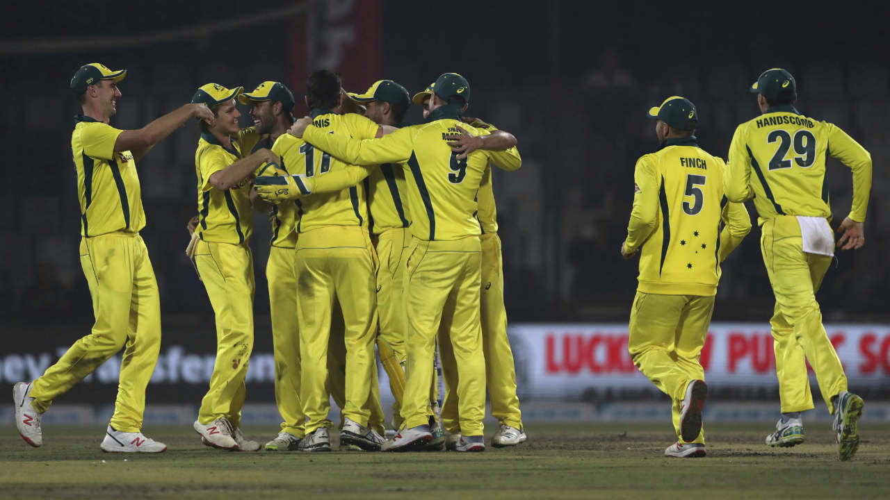 The Indian tail could add just 14 runs as Australia bowled them out for 237. Australia became only the 5th team to win a series from 2-0 down. It was also their first ODI series win in India since 2009. Usman Khawaja was adjudged as Man of the Match for his 100 off 106 balls and Man of the Series as he finished as highest run-scorer. (Image: AP)