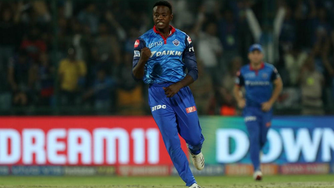 ipl 2019, dc vs kkr, kagiso rabada super over
