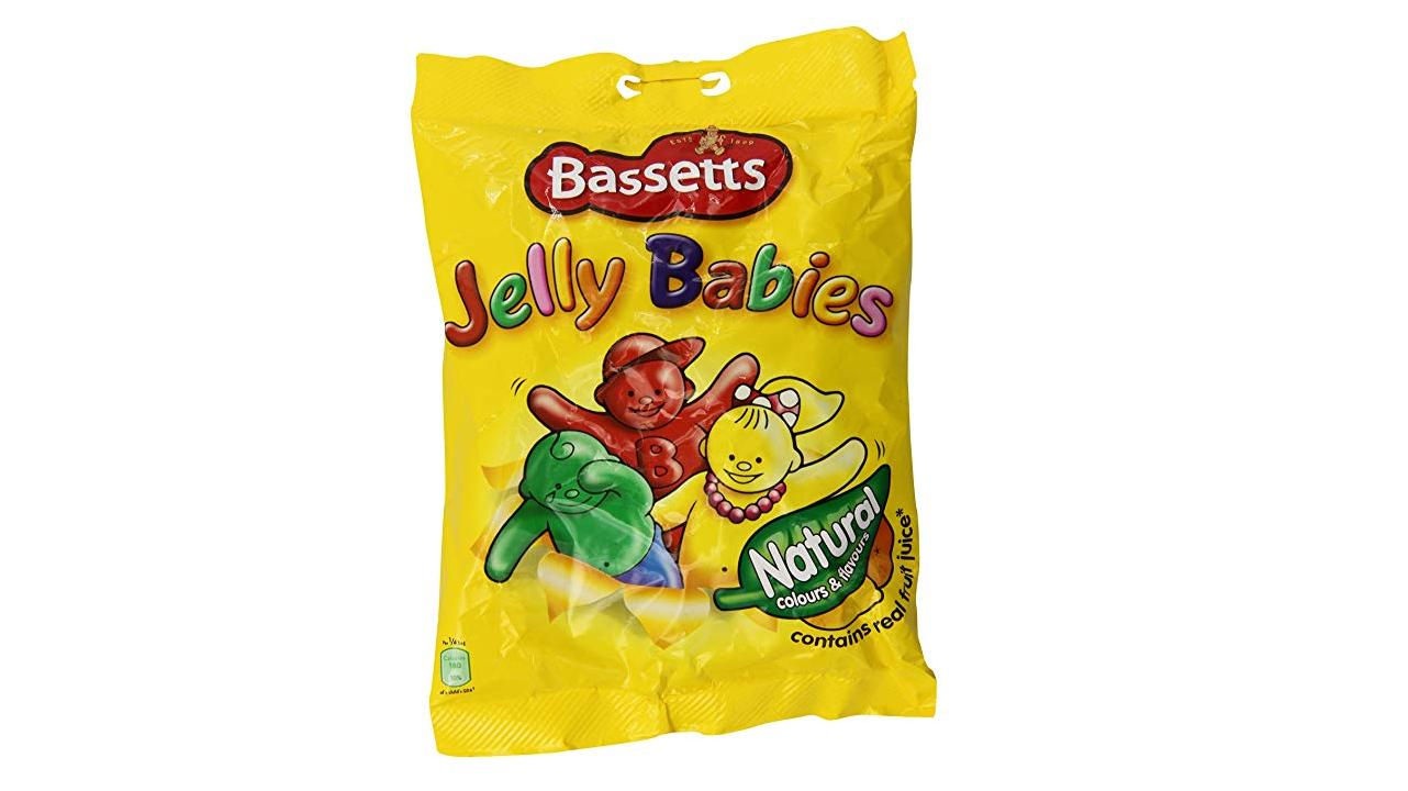 Answer: Jelly Babies. (Image: Amazaon.com)