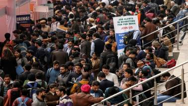 India's February jobless rate climbed to 7.2% : CMIE