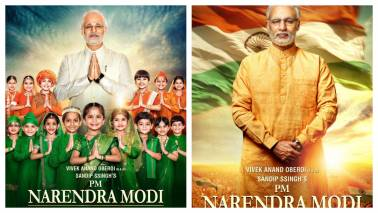 Movie on PM Modi a hagiography which gives him cult status, will tilt electoral balance: EC to SC