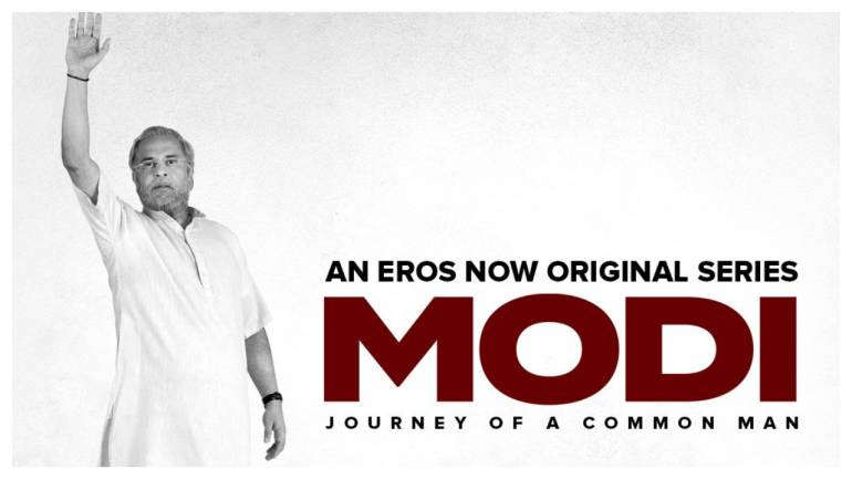 EC orders Eros Now to take down web series on Narendra Modi