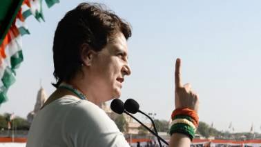 Elections are 'picnic' for Gandhi family, says BJP on Priyanka Gandhi's UP visit
