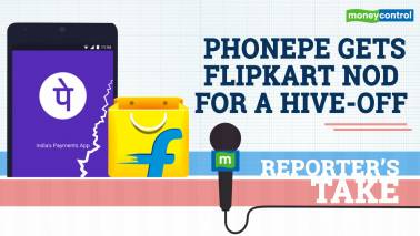 Reporter's Take | PhonePe Gets Flipkart Nod For A Hive-off