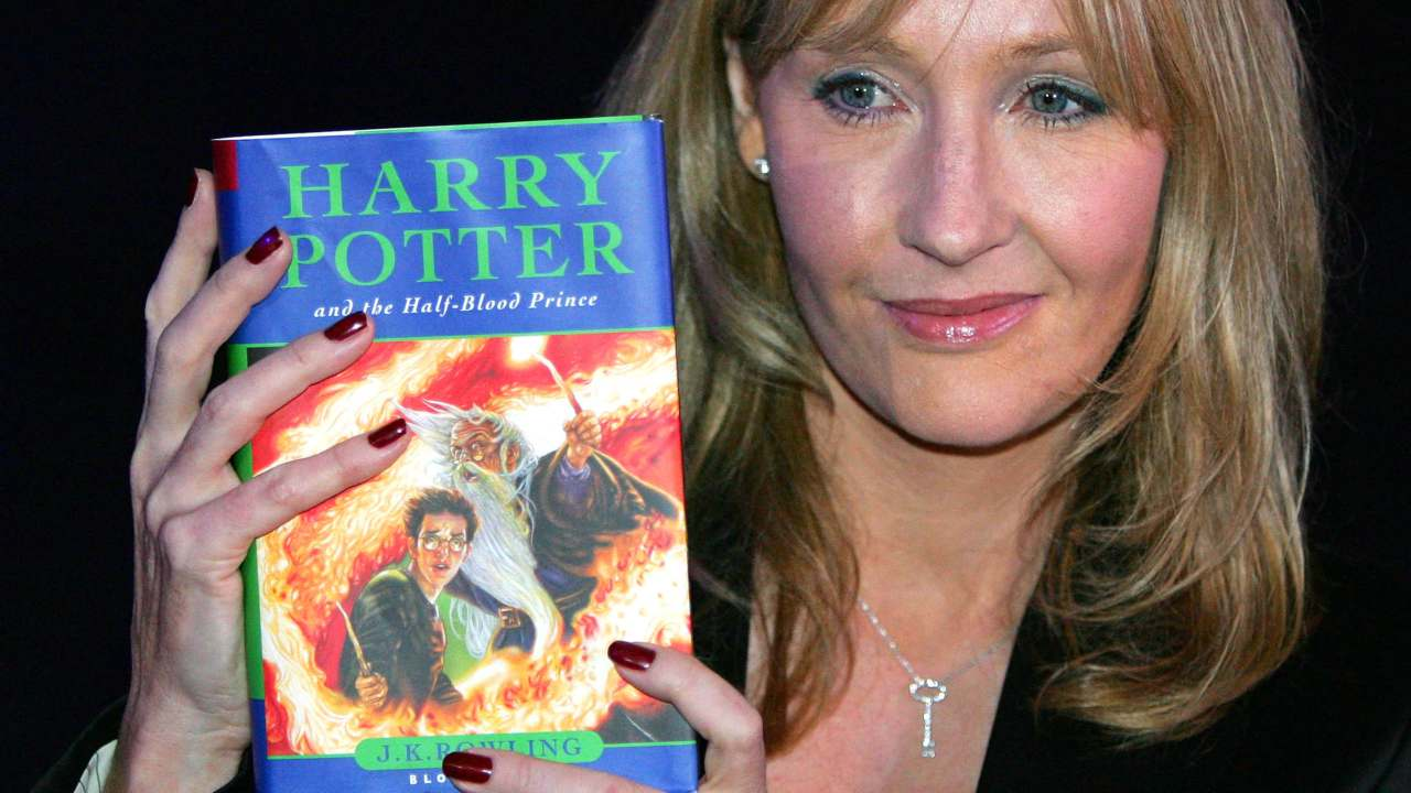 J. K. Rowling Famously known for the Harry Potter novel series, not many know that she used her initials instead of her full name, because she wanted her gender not to influence the readers. Her publicist wanted Harry Potter's target audience to primarily consist of young men and thought that her full name would have affected the popularity and sale of the novel. Joanne Rowling chose her second initial from her grandmother, compiling to the thought that young boys wouldn't want to read a book written by a female writer. (Image: Reuters)