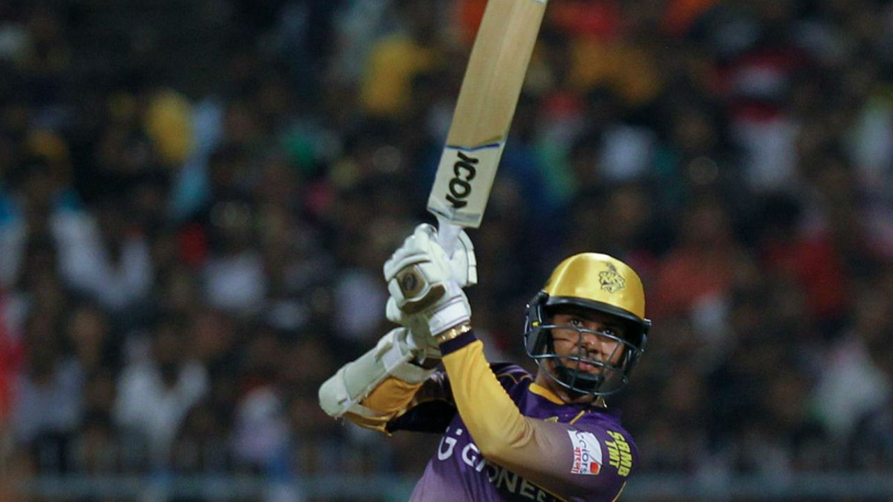4. KKR 245/6 vs KXIP (IPL 2018) | KXIP was at the receiving end once again this time in the 11th edition of the league as Kolkata scored 245/6 at Indore. Sunil Narine, revelling in his role of opener, set the tone with a 36-ball 75. Dinesh Karthik scored 50 off just 23 balls while Andre Russell contributed with 31 off 14 in addition to taking 3 wickets. KXIP were restricted to 214/8 with KL Rahul scoring 66 off just 29 balls. However, none of the other Punjab batsmen could rise to the occasion. (Image: BCCI,iplt20.com)
