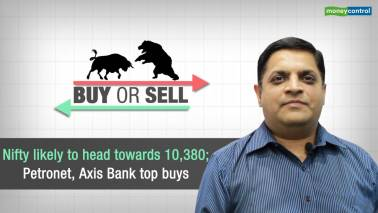 Buy or Sell | Nifty likely to head towards 10380; Petronet, Axis Bank top buys