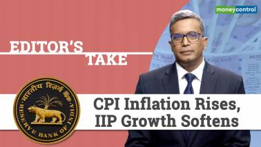 Editor's Take | CPI inflation rises, IIP growth softens