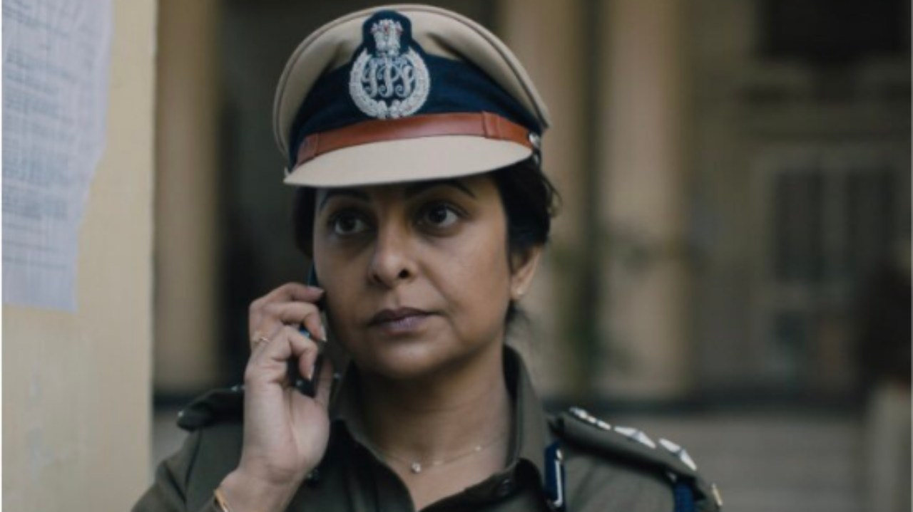 Delhi Crime explores the darkness that lurks in and around women, whether in power or not. Shefali Shah's portrayal of Vartika Chaturvedi is a brilliant amalgamation of emotions. Inspired from the erstwhile DCP South, Chhaya Sharma, Vartika's character relinquishes heroism in the truest sense with utmost honesty. In fact, the depiction of the entire crime scene, conduct of the female characters, the emotional and mental torture they undergo after the heinous crime, has mirrored on the mental space that women in India live in. (Image: Netflix)