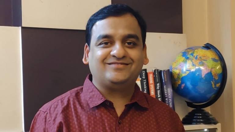 Vivek Gadodia: From system analyst to market wizard