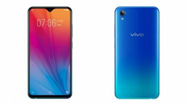 Budget smartphone Vivo Y91i with waterdrop-notch, 4,030mAh battery launched in India; Price, specs, features