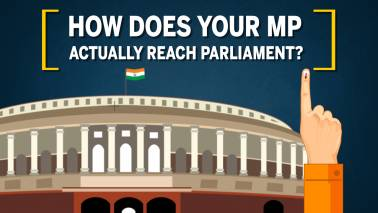 Explained: How does your MP actually reach parliament?