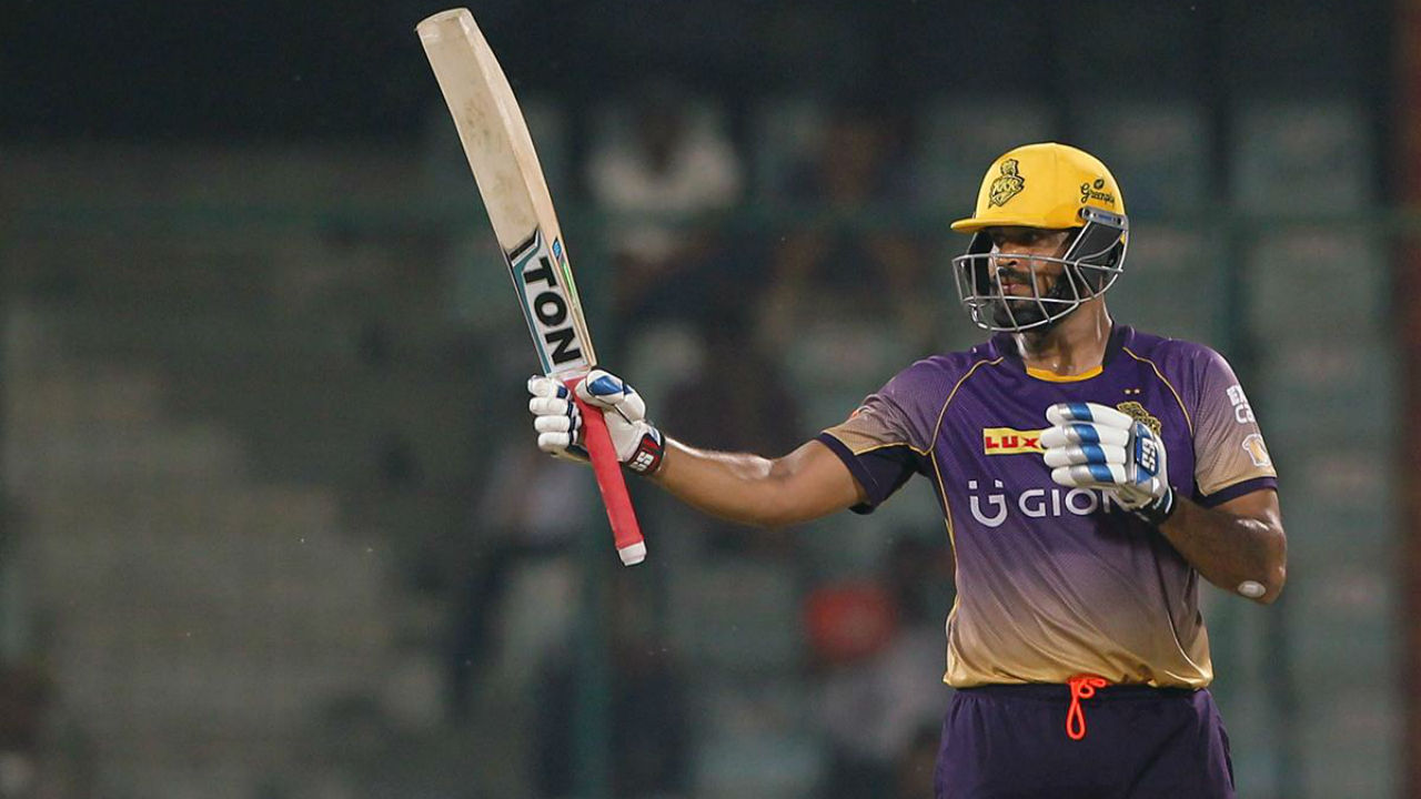 2. Yusuf Pathan (50 off 15 balls vs SRH, 2014) | Yusuf was at his destructive best when he powered to his half-century off just 15 balls against a potent Hyderabad bowling attack. With KKR chasing 161, Yusuf finished with 72 off just 22 balls scoring five 4s and seven 6s and finishing with a strike rate of 327.27. KKR reached the total comfortably with 34 balls remaining. (Image: BCCI, iplt20.com)