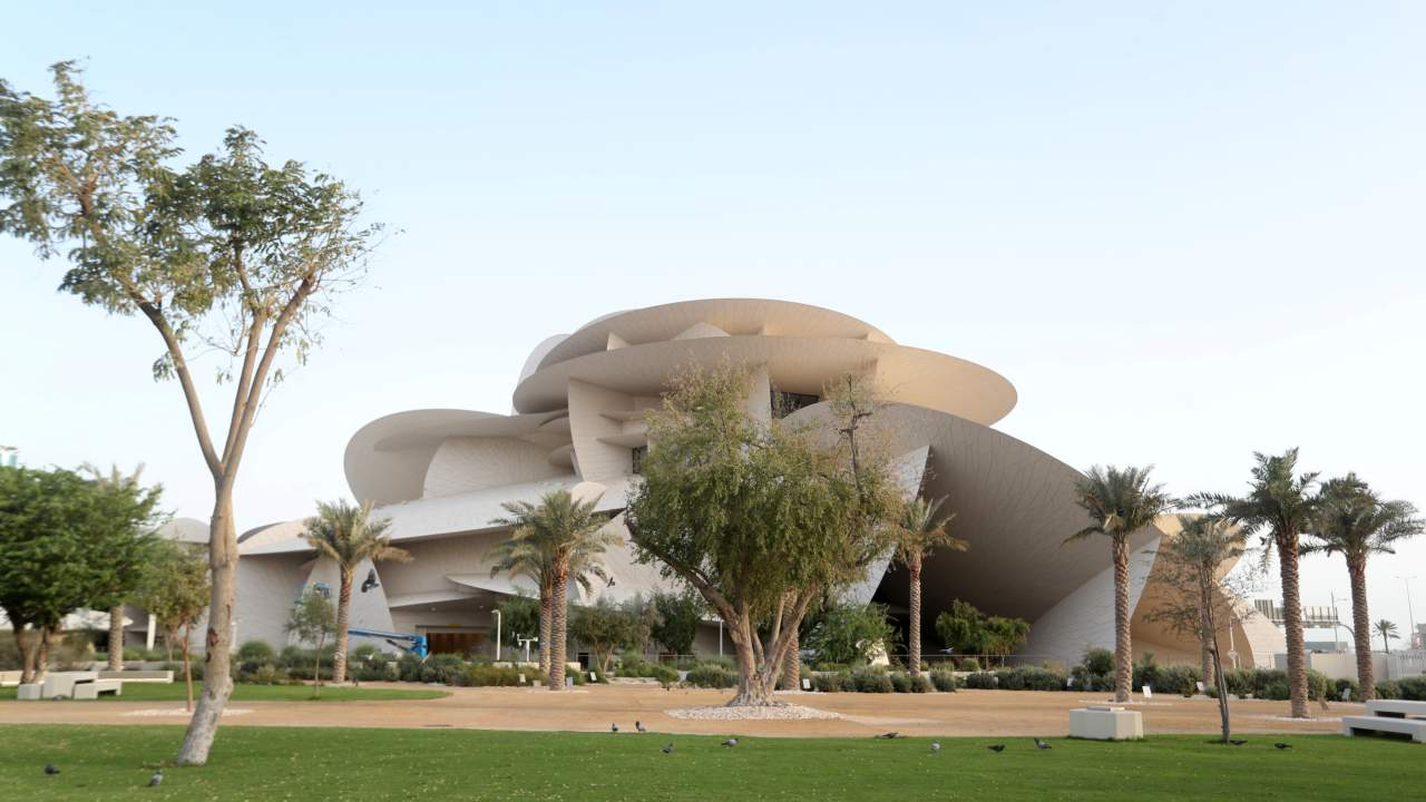 After 10-year wait, Qatar's $434 mn desert rose museum finally opens to public: See pics