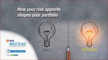 Podcast | NSE Invest O Cast episode 21: How your risk appetite shapes your portfolio