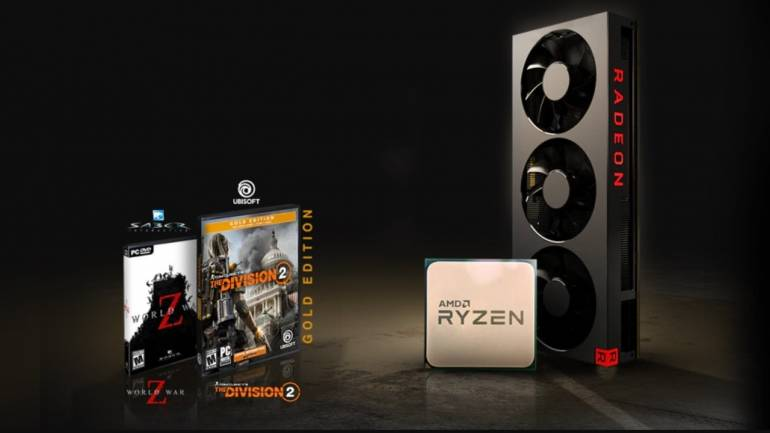 AMD launches limited edition products to celebrate 50th anniversary