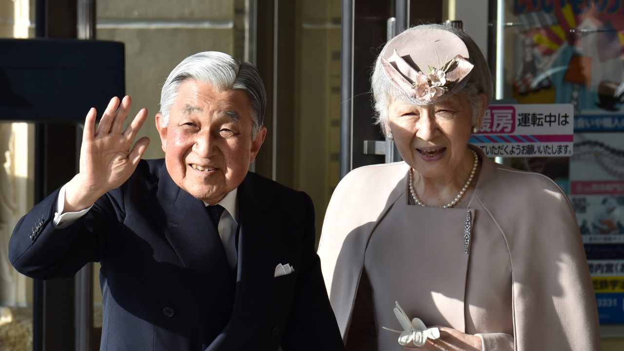 While the role of the emperor was reduced to a formal capacity, Akihito was also active as an unofficial ambassador for Japan by travelling abroad extensively. (Image: Reuters)