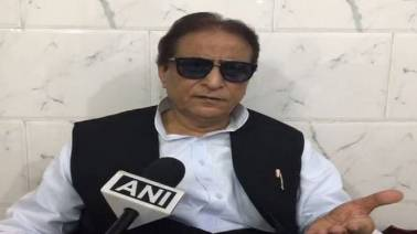 Jaya Prada booked for 'X-ray-like eyes' comment on SP leader Azam Khan