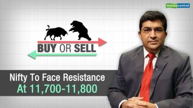 Buy Or Sell | Nifty to face resistance at 11,700-11,800