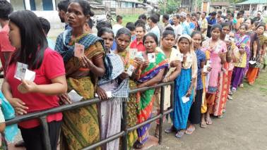 Lok Sabha Election 2019 Phase 3 LIVE: 10% voter turnout till 10am; EVM malfunction reported from Kerala, UP and Goa
