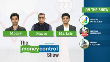 The Moneycontrol Show │ Mutual funds, election expenditure, market strategies