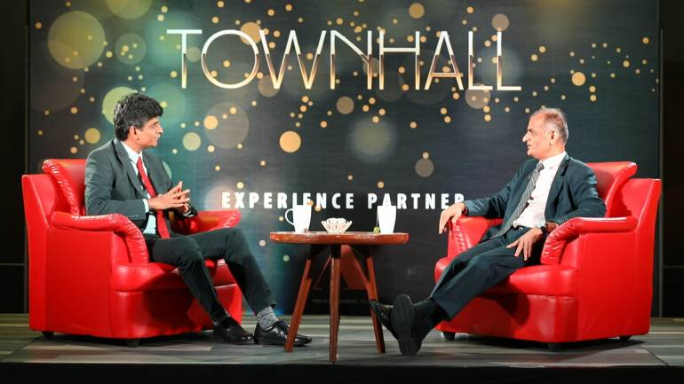 [Full Episode] Townhall with Mr. Rashesh Shah, Chairman & CEO, Edelweiss Group