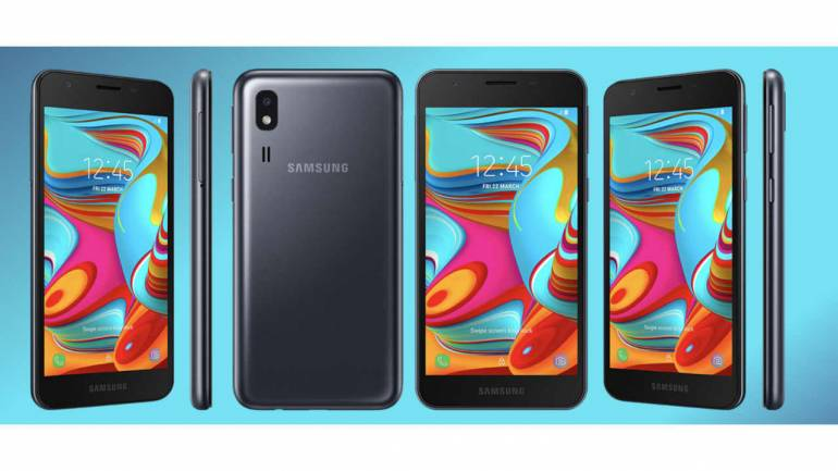 Samsung Launches Galaxy A2 Core With Android Go For Rs 5 290