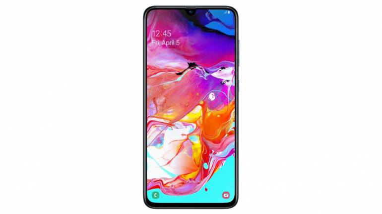 Samsung Galaxy A70 launched in India with 6 7-inch display and 32MP front  camera