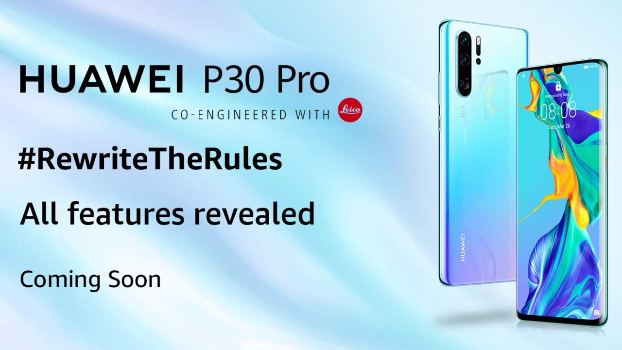 Best Flagship Smartphone | Huawei P30 Pro | Rs 63,990 | Kirin 980 | 8GB+256GB | 6.47-inch FHD+ OLED | 4,200 mAh | The smartphone with the world's best camera is getting a major discount from its original 72K price tag. The P30 Pro sports a quad-camera setup with a 40-megapixel, 8-megapixel and 20-megapixel sensors as well as a depth sensor. The P30 Pro also gets a 32-megapixel front sensor. Huawei is also pairing the Watch GT with the P30 Pro.