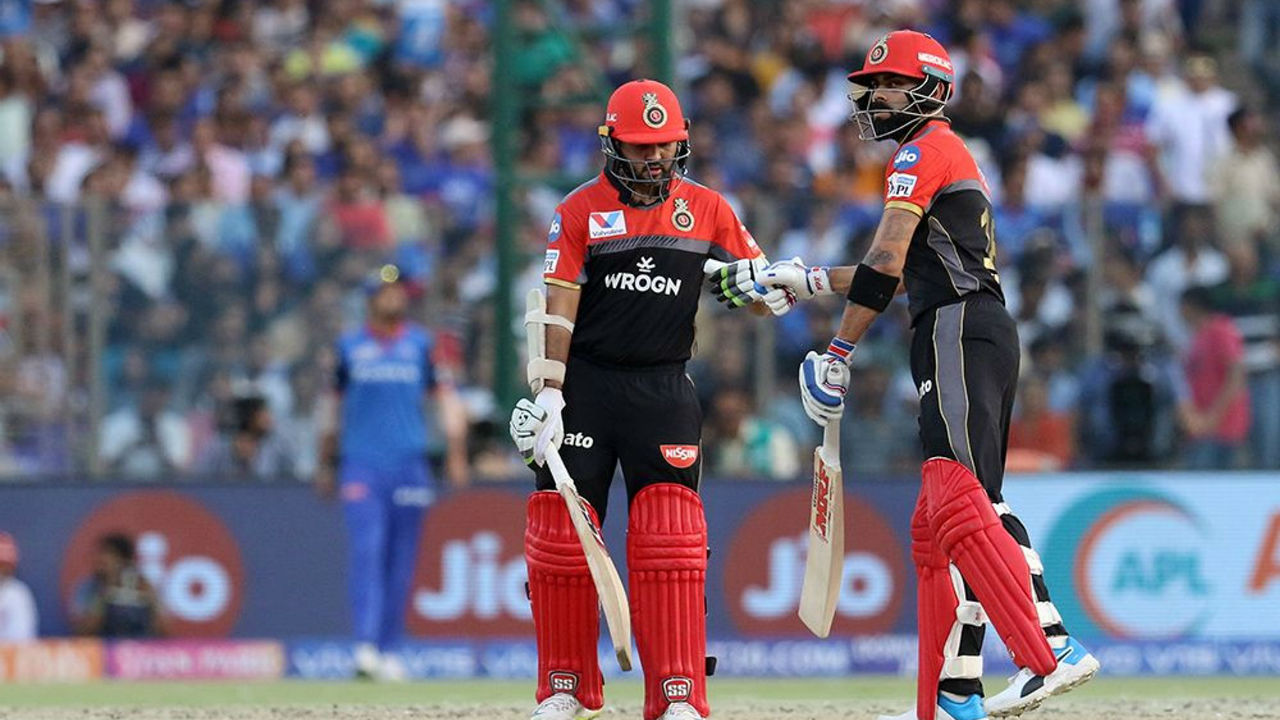 Chasing 188 to win, RCB openers Virat Kohli and Parthiv Patel blasted 56 runs from first five overs of their innings.
