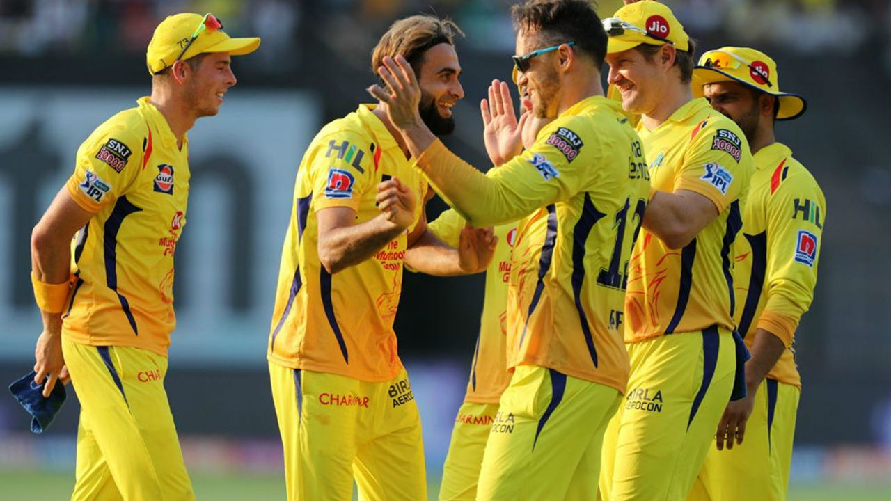 The men in Yellow did not allow KKR to score runs towards the fag end of the innings as KKR scored only 19 runs and lost 3 wickets in their final 4 overs. KKR finished with 161/8 in 20 overs.