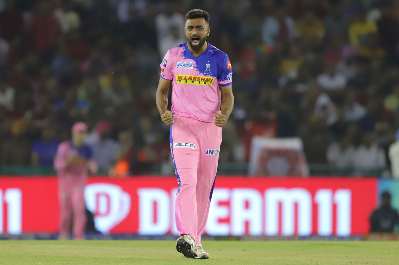 Jaydev Unadkat picked the wicket of Rahul in the 18th over. Rahul made 52 off 47 balls.