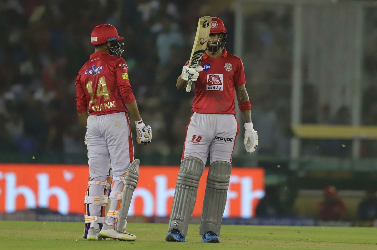 IPL 2019 KXIP vs SRH KL Rahul fifty