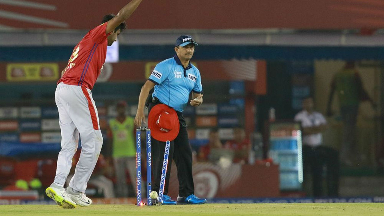 Mohammad Nabi was promoted up the order and he scored 12 runs off 7 balls before getting run out in the 14th over.