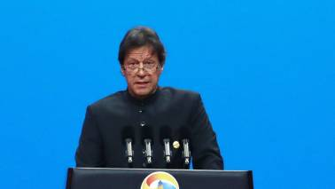 Imran Khan warns of possibility of conventional war with India