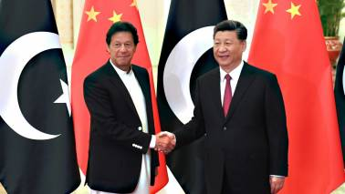 Xi Jinping meets Imran Khan, calls for improvement of Indo-Pak relations