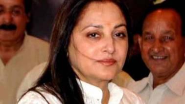 Azam Khan breaks down at UP rally, Jaya Prada says it's 'curse of women's tears'