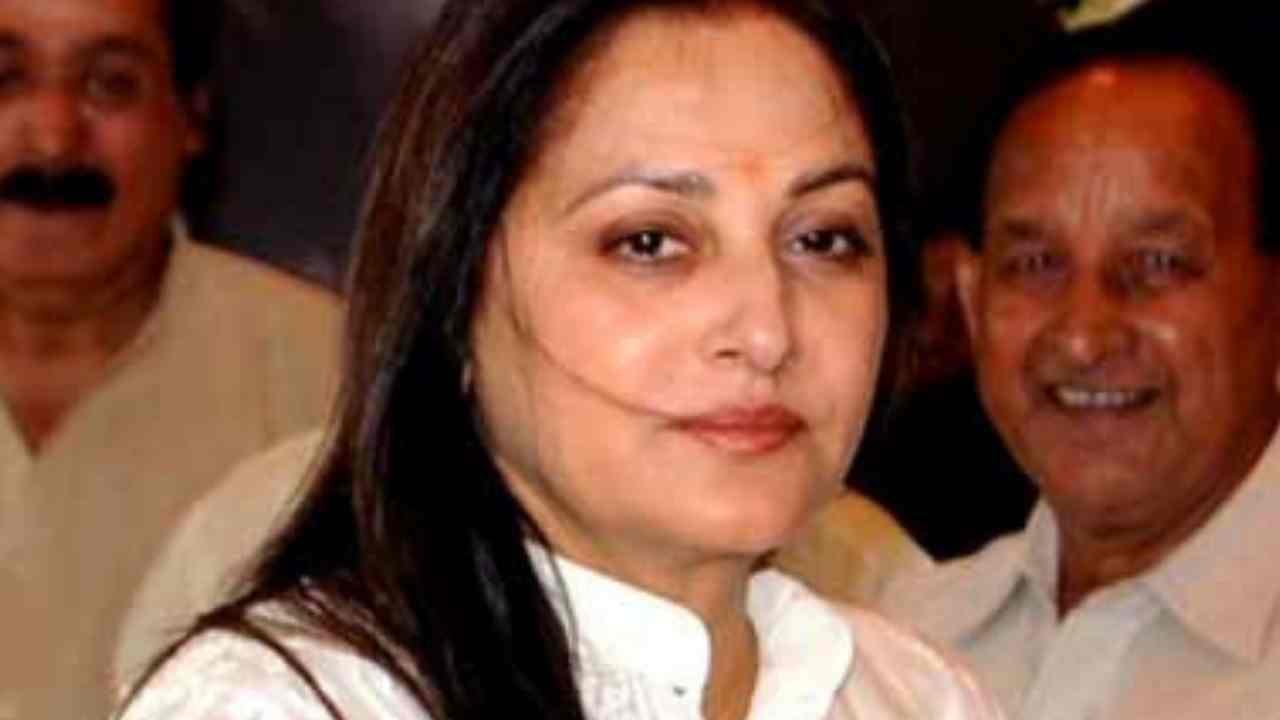 Actor-turned-politician Jaya Prada was associated with the Samajwadi Party for years before she joined the Bharatiya Janata Party
