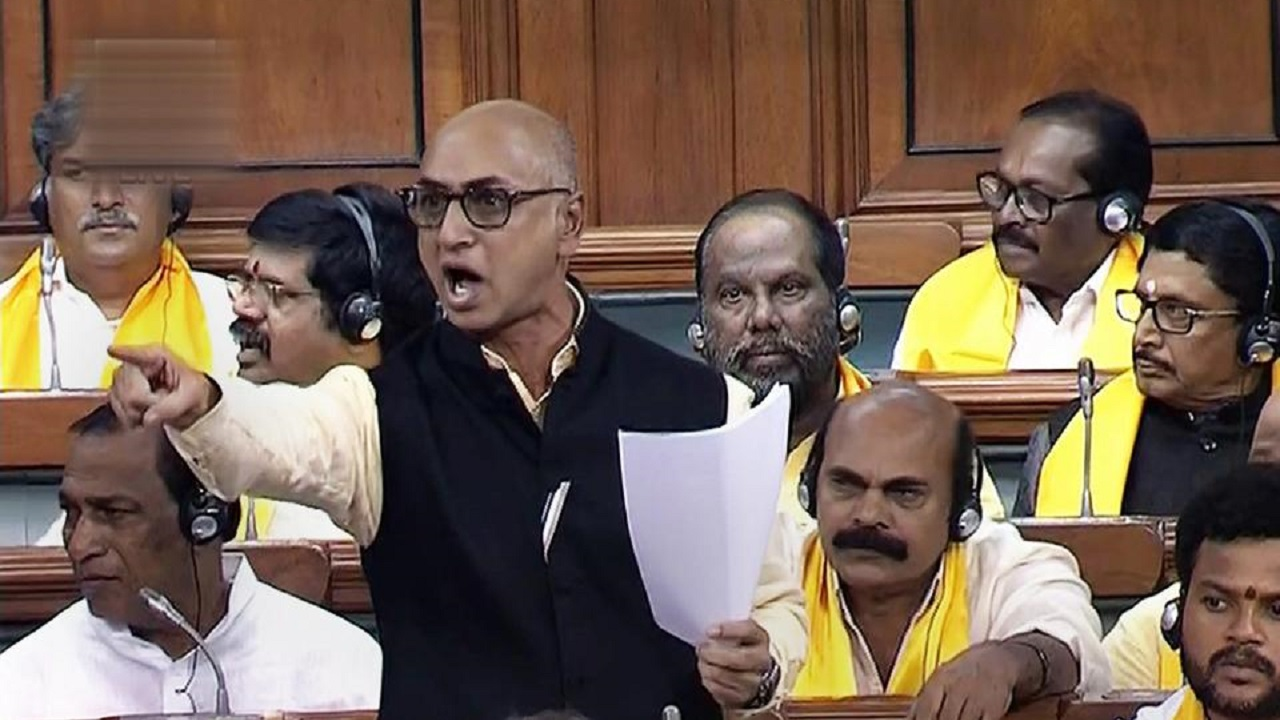 Jayadev Galla, Andhra Pradesh | Galla, a TDP MP, takes the first spot, with assets worth more than Rs 683 crore.