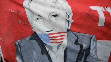 Charging Julian Assange reflects dramatic shift in US approach